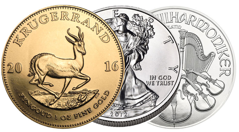 Save on precious metal coins